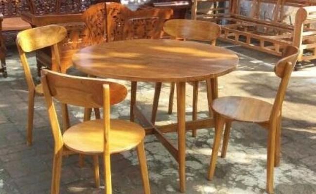 Kursi Cafe Kayu Jati Jepara Terlaris Furniture Kursi
