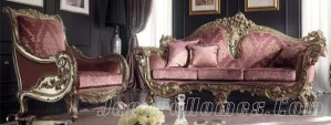 Luxury Sofa Ukiran Jepara