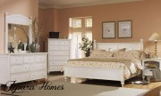 Set Kamar Minimalis Modern New French Style Bedroom Sets