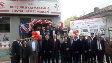 Sosyal Hizmet Merkezi Kazandırılması Projesi