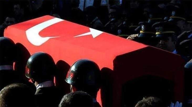 Bitlis Tatvan'daki helikopter kazasında 9 askerimiz şehit düştü.