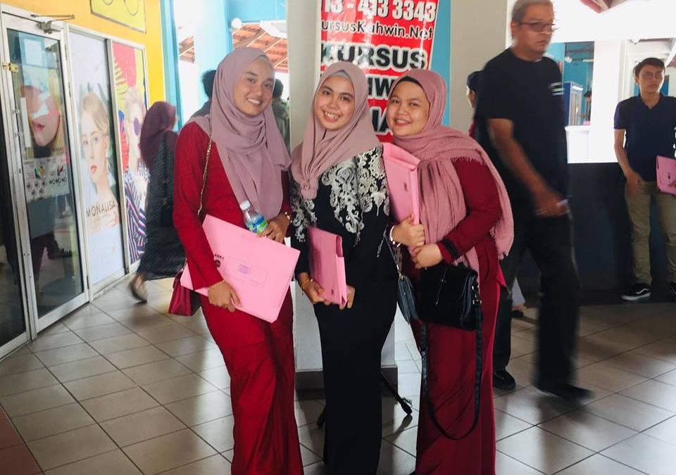 Tarikh Available Kursus Kahwin Kuala Lumpur, Selangor Dan Putrajaya Nov 2018