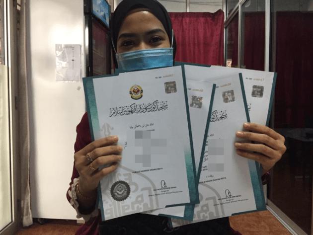 sijil kursus kahwin