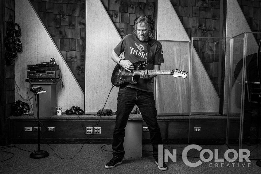 Kurt with Guitar