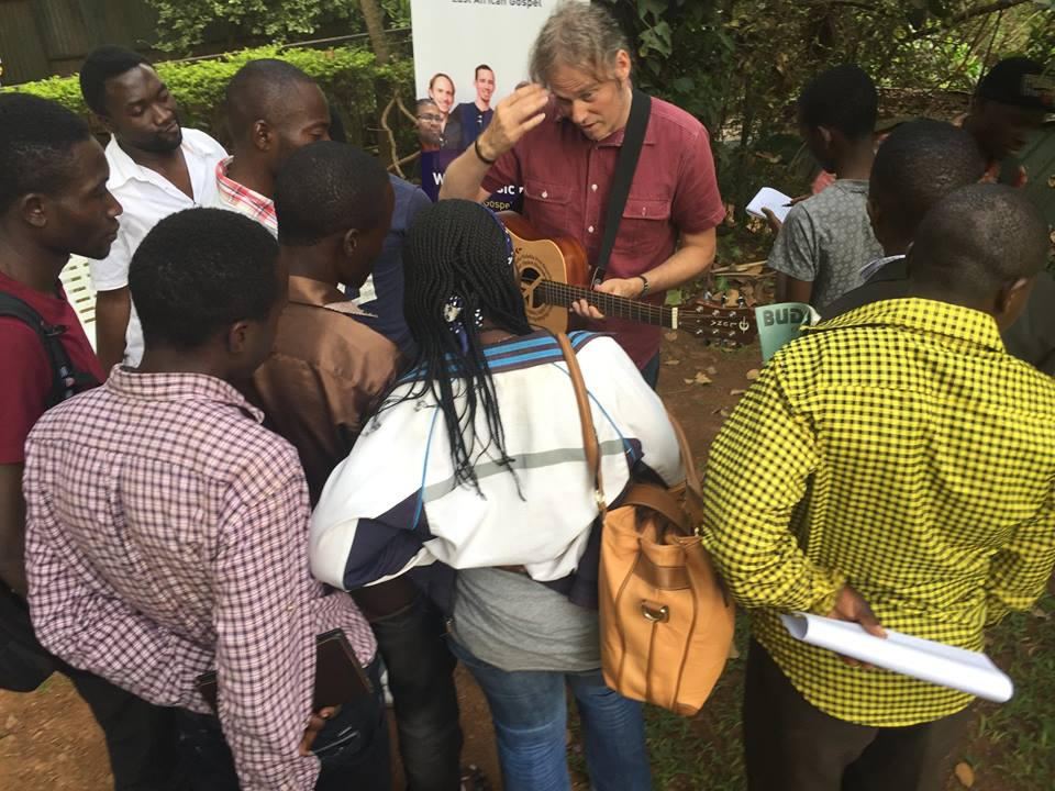 Teaching Uganda