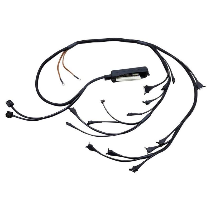 D-Jetronic wiring harness for M116/ M117 engine