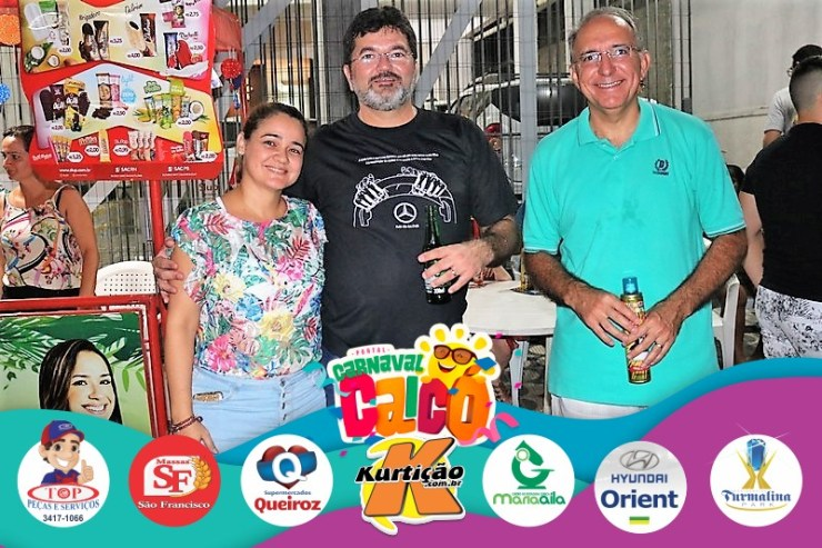 bloco do magao carnaval de caico sabado