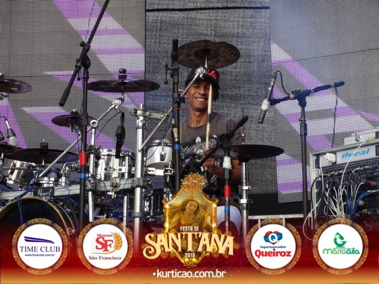shows ilha festa santana caico rose