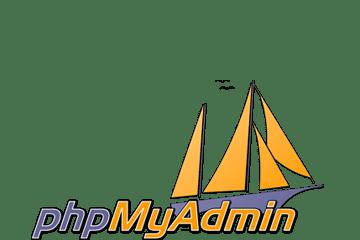 phpmyadmin config ayarları