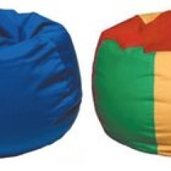 Chairs In A Bag Church Direct Kurtz Bros Hefty Bean Chair Massive 38 Diameter Filled 119 Circumference Shape It Your Way Beanbag Dura Bright 12 Mil Vinyl With 4 Oz Backing That Wipes Clean Fast