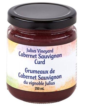 Caberne Sauvignon Curd