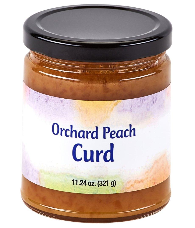 orchard peach curd
