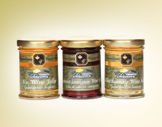 Wine Jelly 3 Pack