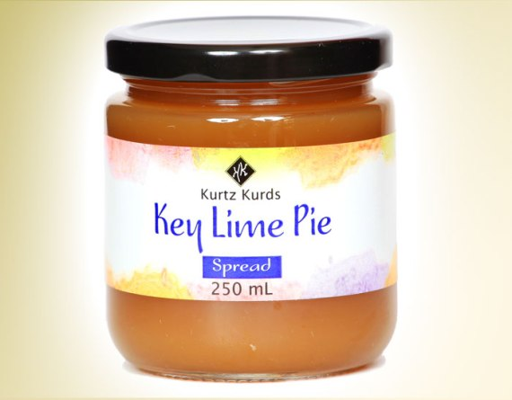Key Lime Pie Curd