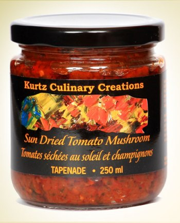Sundried Tomato Mushroom