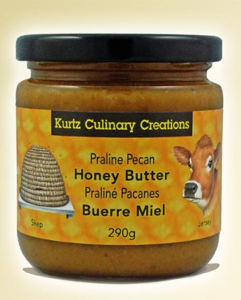 Praline Pecan Honey