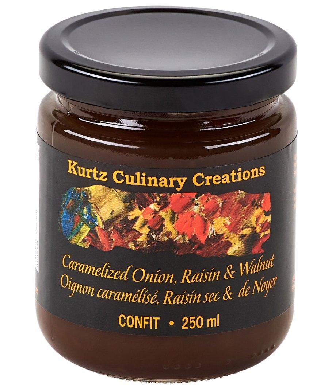 Carmelized Onion Confit