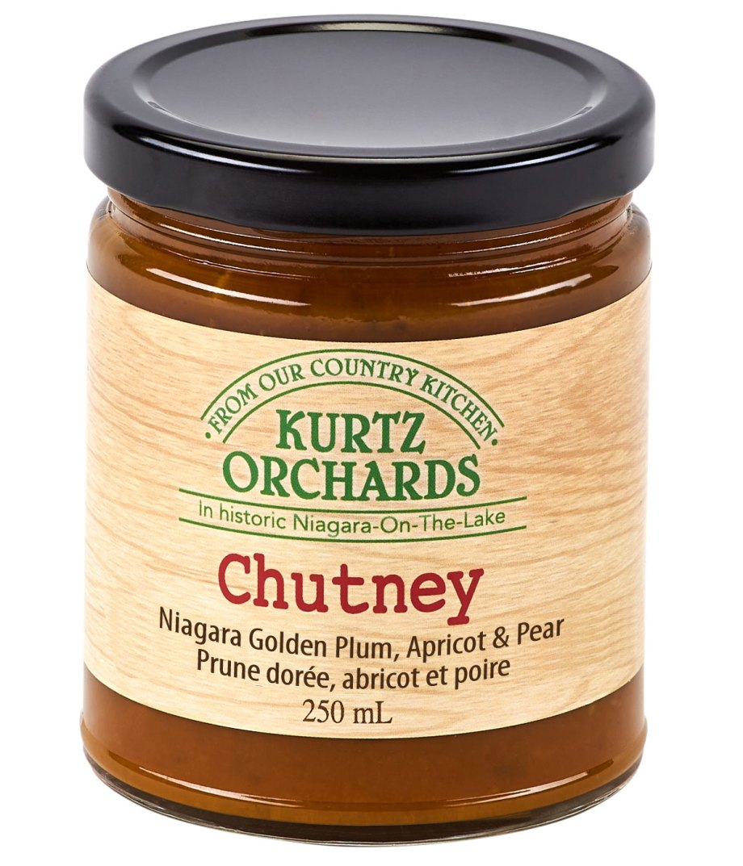 Niagara Golden Plum, Apricot, Pear Chutney