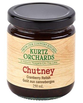 Cranberry Relish Chutney