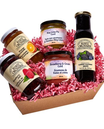 Simply Delicious Fruit Collection Gift Box