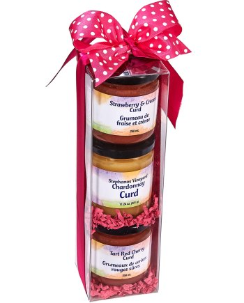 Sweet and Creamy Trio: Gift Box