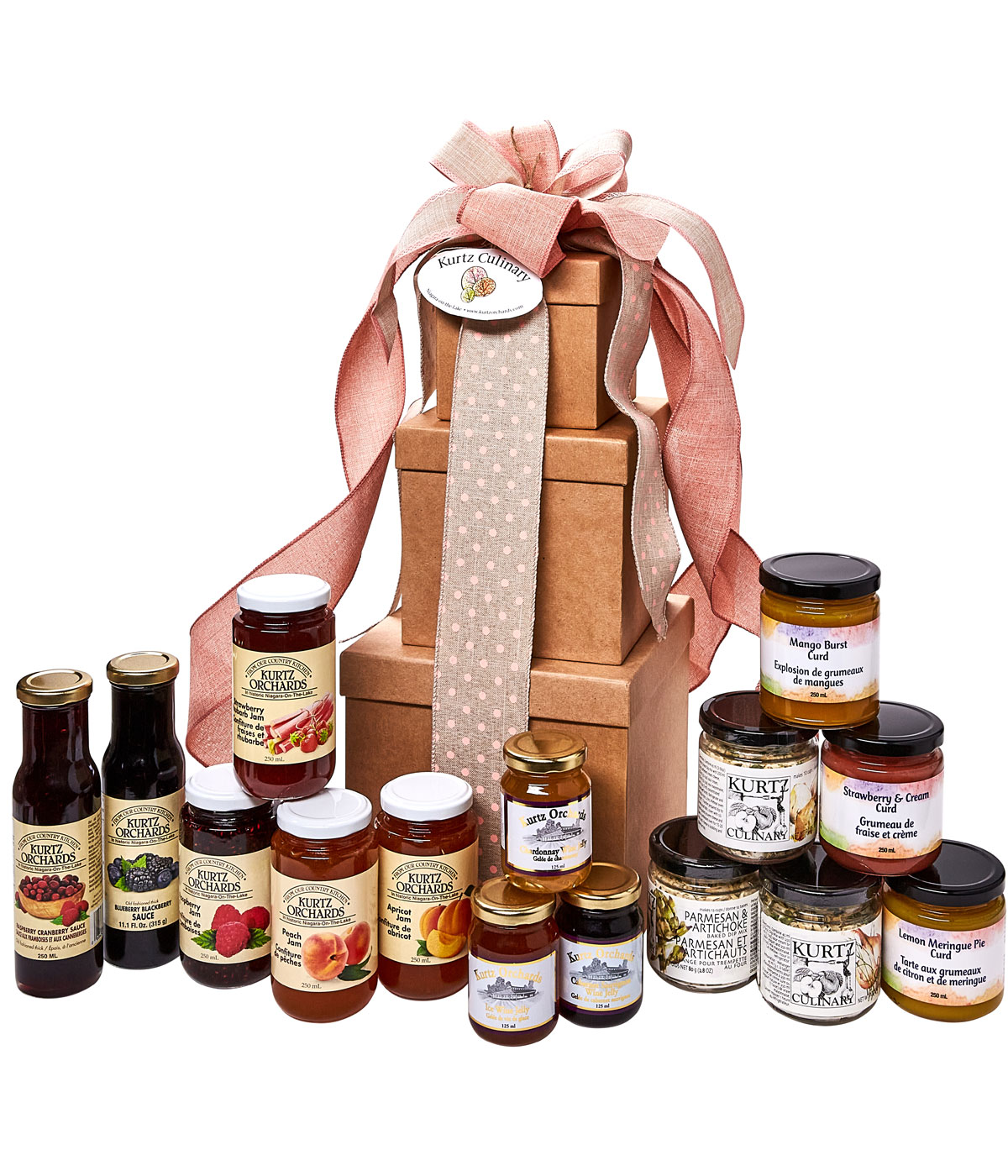 Sweet and Seasoned Gift Colletion