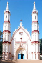 kurusady church