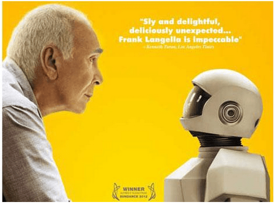 Film Robot Amp Frank Will The Elderly Ever Accept Care From Robots Kurzweil