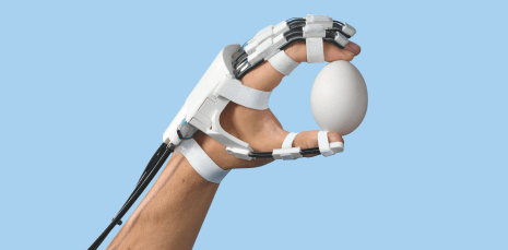 a thought controlled robotic
