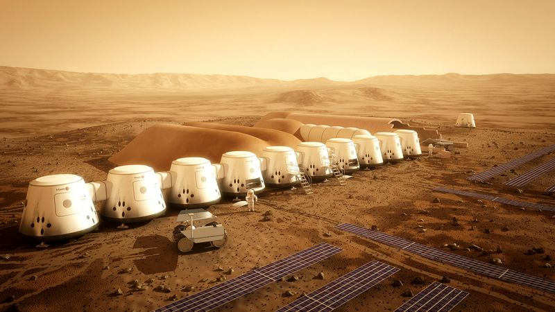 Mars One starts search for the first humans on Mars in