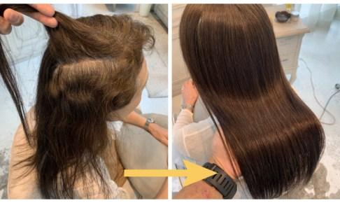 40代、50代〜加齢くせ毛に縮毛矯正はできる?