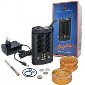 Mighty Portable Vaporizer | Kushh Toronto's First Midtown Hemp Culture Store