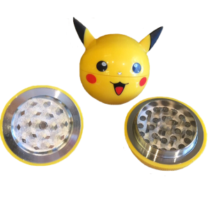 Pikachu Grinder | Kushh Toronto Head Shop in North York