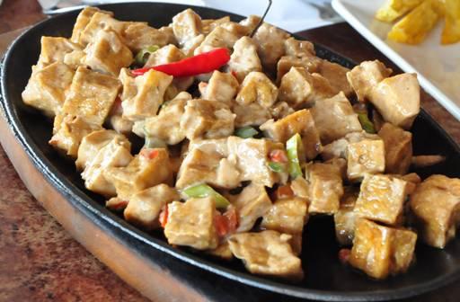 Max Sizzling Tofu Recipe