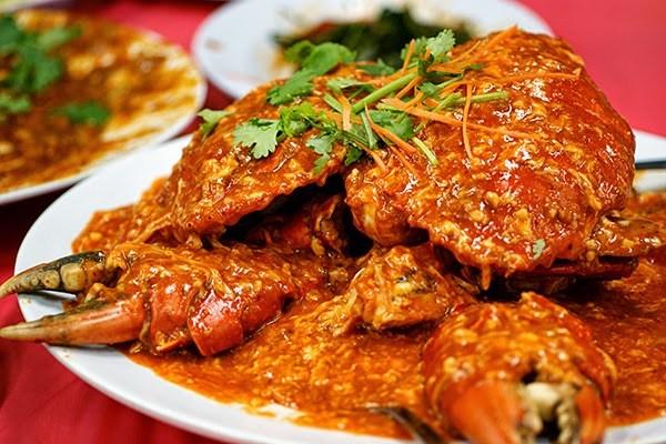 Ginataang Alimango (Spicy Crab with Coconut Milk)
