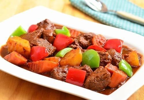 Beef Mechado Recipe