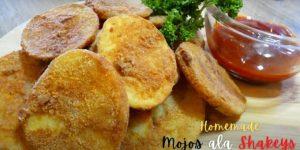How to Make HOMEMADE Potato Mojos ala SHAKEYS MOJOS