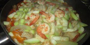 Ohong Guisado Recipe