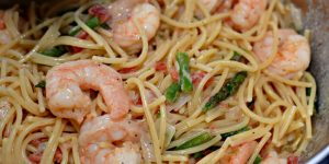 Pasta with Shrimp Recipe