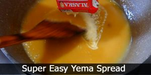 Super Easy Yema Spread