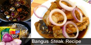 How to Cook Bangus Steak Recipe