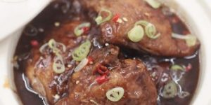 Paksiw Na Lechon Manok (Filipino Sweet Sour Chicken Stew) Recipe
