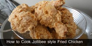 How to Cook Jollibee style Fried Chicken / Negosyo Recipe