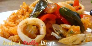 How to Cook Filipino Style Seafood Paella