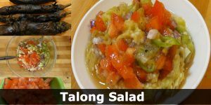 How to Make Ensaladang Talong