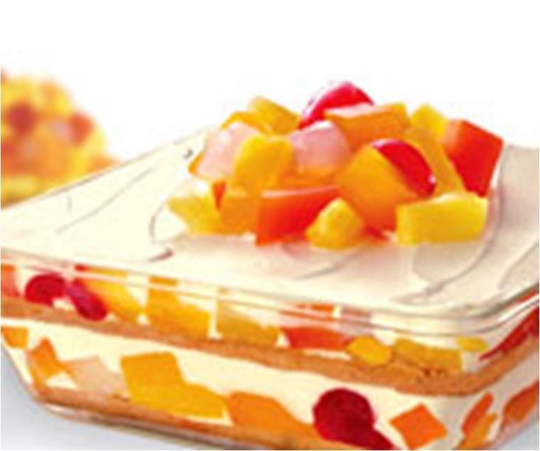 Refrigerated Cake Using Broas