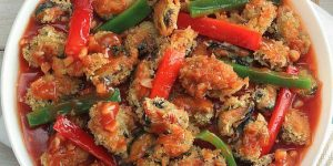 Breaded Tahong Estofado Recipe