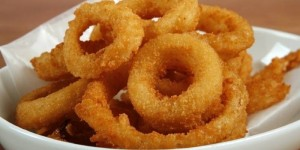 Easy Onion Rings Recipe