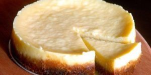 Queso De Bola Cheesecake Recipe