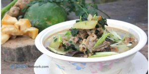 Tinolang Manok with Itag Recipe